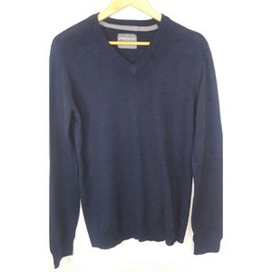 🛍$10 SALE🛍Aeropostale Men's Vneck Blue Sweater